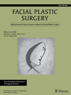 Facial Plastic Surgery cover