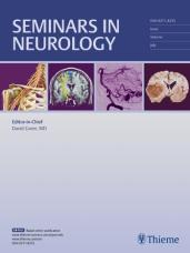 Sem in Neurology cover
